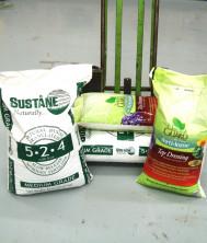 Custom Organic Lawn Program