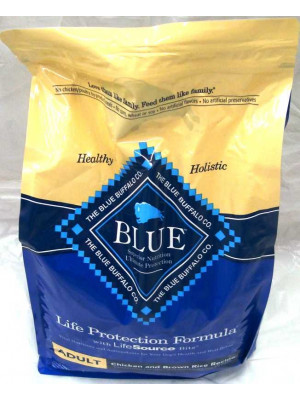 Blue Buffalo Dog Adult Chicken Rice 6 Lb