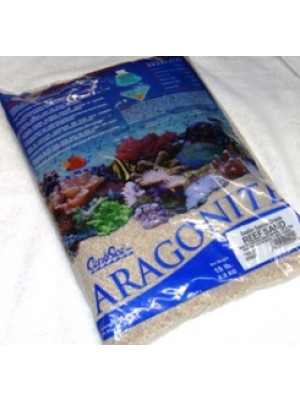 CaribSea Aragonite Reef Sand 15 Lb.