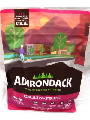 Adirondack Grain Free SmBr Turkey & Herring Dog 4#