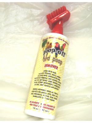 Poop-Off Bird Poop Remover Spray