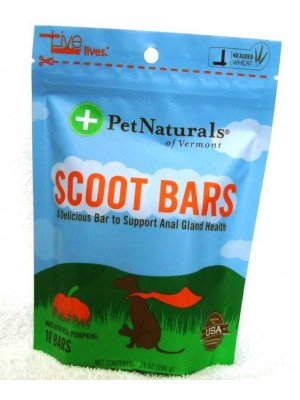 Scoot Bars Anal Gland Health Treat