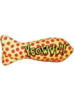 Yeowww! Catnip Sardine Cat Toy