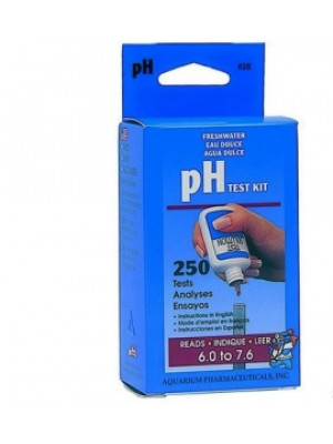 Mini pH Test Kit