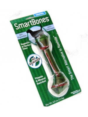 SmartBones Dog Dental Chew 4 Oz.