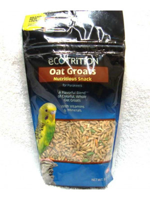 Parakeet Oat Groats Snack