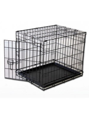 Extra Large Dog Crate With Divider 42 Inch
