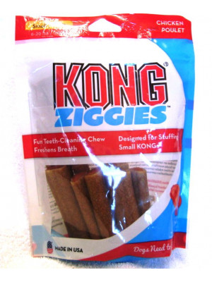 Kong Ziggies Chicken Small Treat
