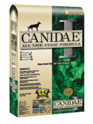 Canidae Dog Paws 4 Kinds Meat 30 Lb.