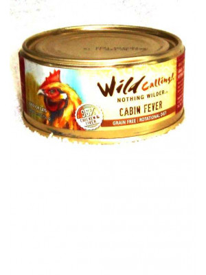 Cat Cabin Fever Chicken Cat Food