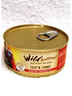 Wild Calling Trot'N Tommy Cat Food