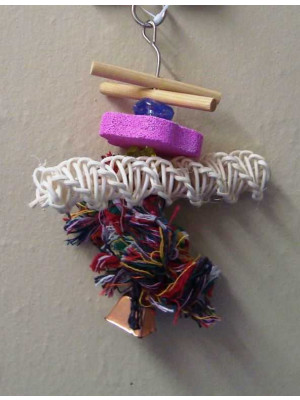 Combo Kabob Small Bird Toy