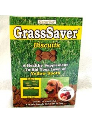 Dog GrassSaver Biscuits