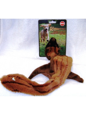 Skinneeez Large Chipmunk Stuffing Free Dog Toy