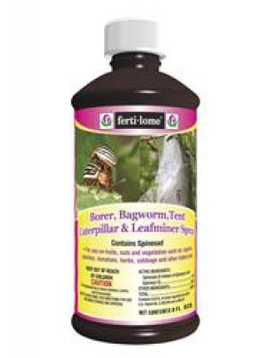 Borer Bagworm Tent Caterpillar & Leafminer 8 Oz.