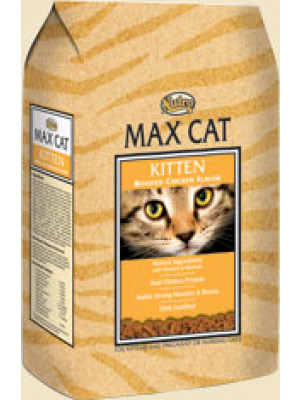Nutro Max Kitten (MCGC) Roasted Chicken 6#