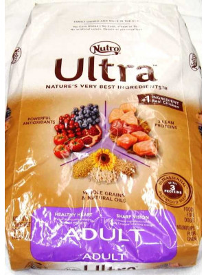 Nutro Ultra Adult Dog Food 30 Lb.