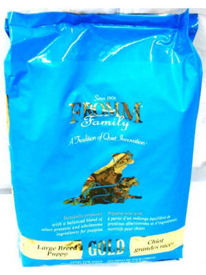 Fromm Gold Large Breed Puppy 5#