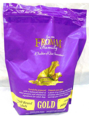 Fromm Gold Small Breed Adult Dog 5#