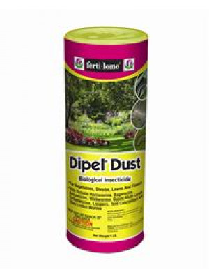 Fertilome Dipel Dust 1 Lb.