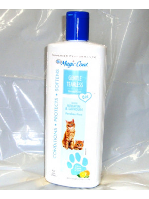 Four Paws Magic Coat Cat & Kitten Tearless Shampoo