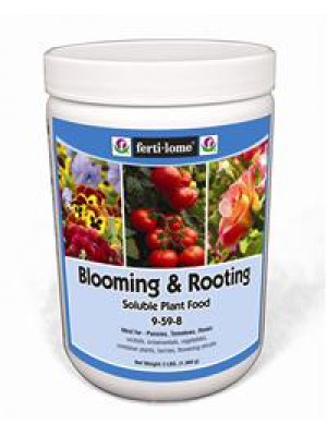 Blooming & Rooting Plant Food 3 Lb.