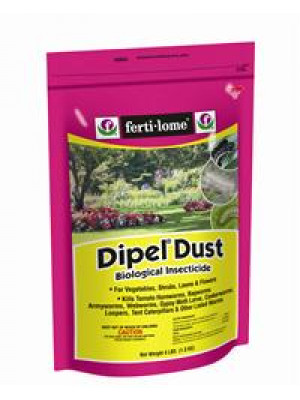 Fertilome Dipel Dust 4 Lb.