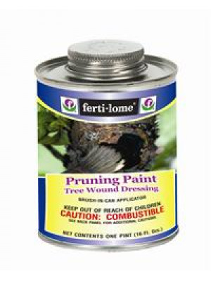 Fertilome Pruning Paint (Brush On) 16 Oz.