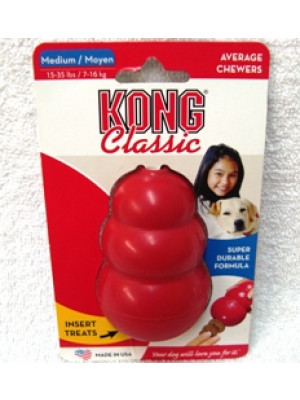 Kong Classic Medium Chew Toy