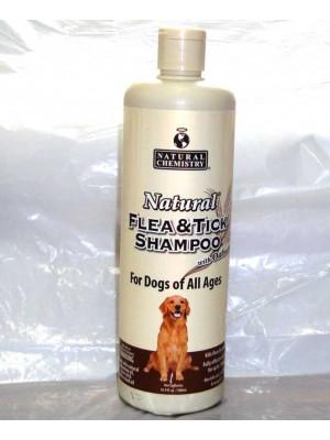 Natural Chemistry Oatmeal Flea/Tick Shampoo