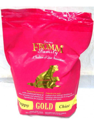 Fromm Gold Puppy 5#