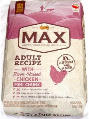 Nutro Max Adult Mini Dog Food 25 Lb
