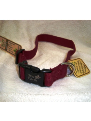 New Earth Soy Dog Collar 18 Inch