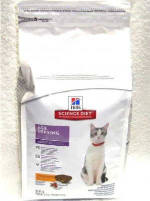 Science Diet Feline Senior 11+ Age Defying 7#