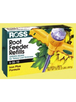 Ross Green Again Iron Plus Refill 54 Count