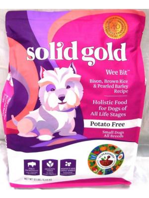 Solid Gold Wee Bit Bison 12#