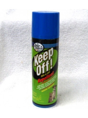 Four Paws Keep Off Dog & Cat Repellent Spray