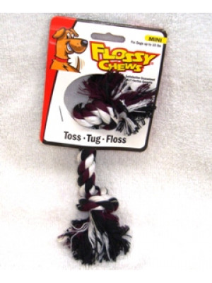 Flossy Chews Mini Rope Dog Toy