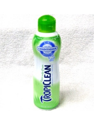 TropiClean Kiwi & Cocoa Butter Conditioner 20 Oz.
