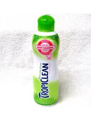 TropiClean Deep Clean Berry/Coconut Shampoo 20oz