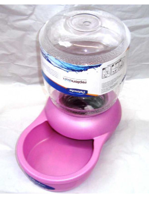 Petmate Replendish Water Dish .5 Gallon