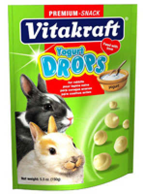Vkt Yogurt Drops Rabbit 5oz