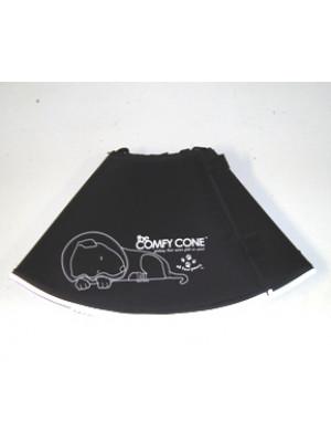 Comfy Cone E-Collar Medium Tan or Black