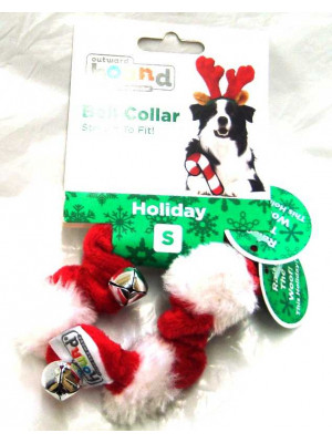 Christmas Bell Collar Sm