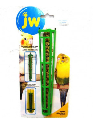 Small Bird Millet Spray Holder