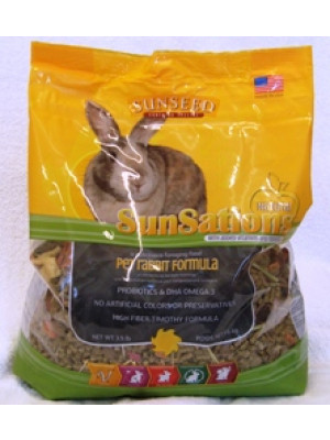 SunSations Natural Pet Rabbit Food