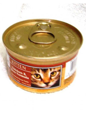 Nutro Max Kitten Chicken & Liver Wet Food 3oz