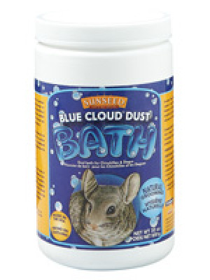 Blue Cloud Dust Bath