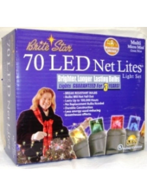 LED 70 Multi Net Lights