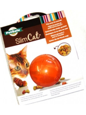 Slim Cat Food Ball